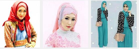 Informasi Model Hijab Terbaru Melalui Berbagai media