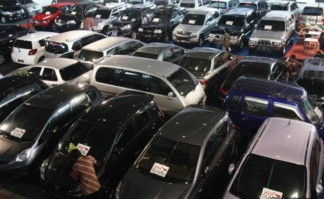 Bursa Mobil terpercaya