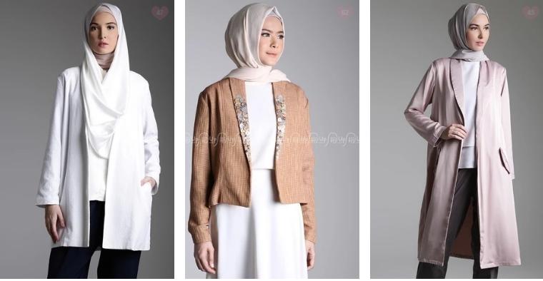 Beberapa Pilihan Hijab untuk Keperluan Formal