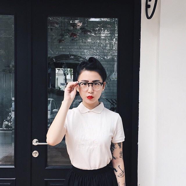 Memilih Kacamata Wanita