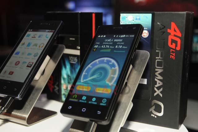 Smartfren Andromax E2 Generasi 4G Andromax