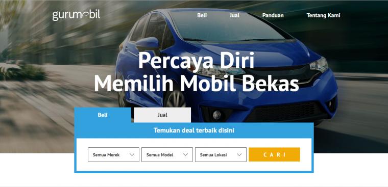Dapatkan Mobil Bekas Sesuai Budget di Gurumobil.com