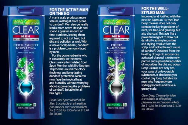Clear Men Menjaga Rambut Pria Tetap Sehat Dan Kuat
