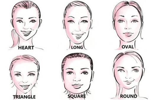 Menyesuaikan Bentuk Wajah dan Potongan Rambut untuk Tampil Cantik