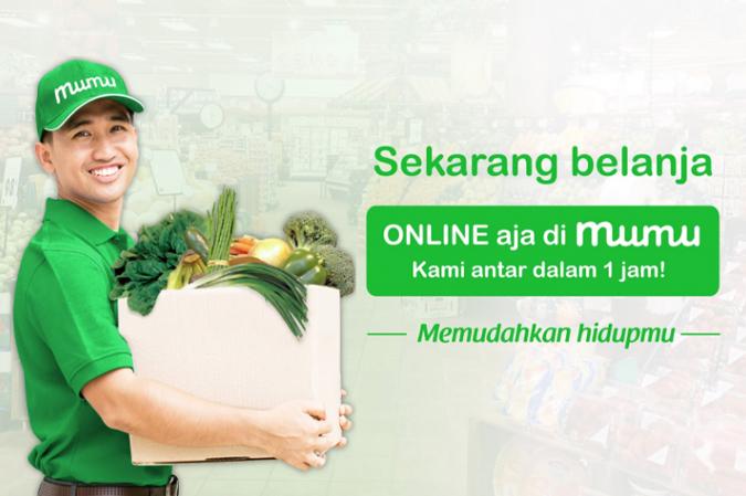 Mumu Toko Online Penjual Sembako Murah