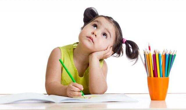 Finger Printing Stimulus Belajar Menulis Bagi Anak