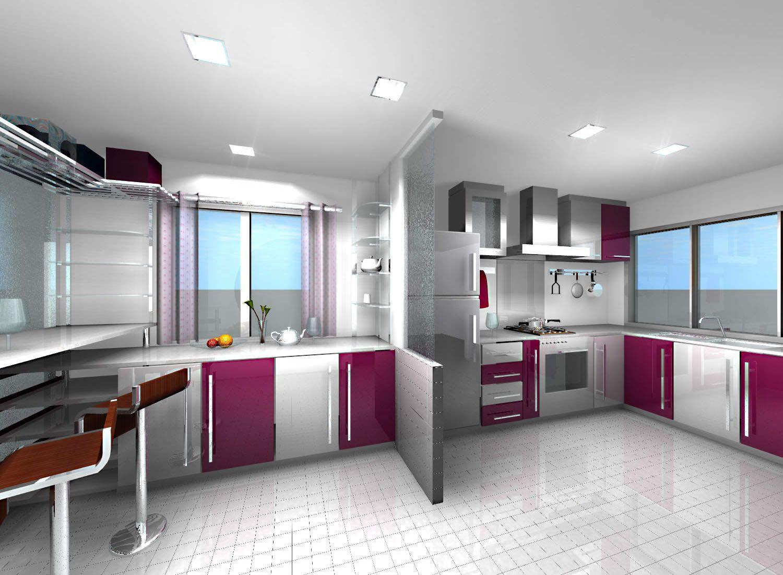 Tips Untuk Menjaga Dapur Bersih Minimalis Modern