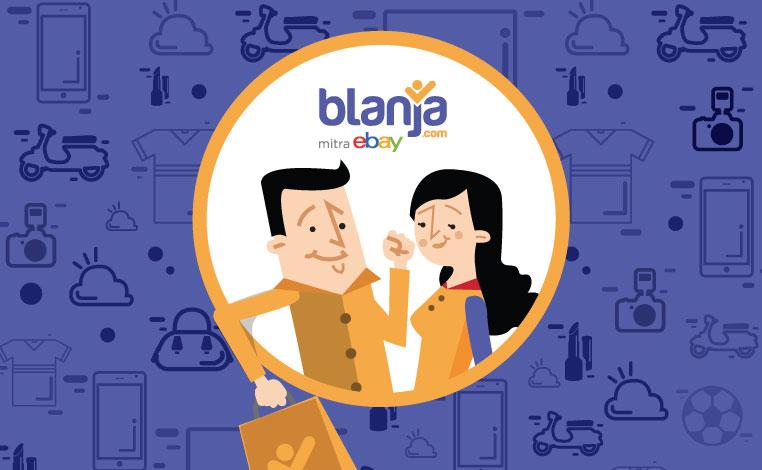Blanja.com Adakan Promo Untuk Memeriahkan Tahun Baru