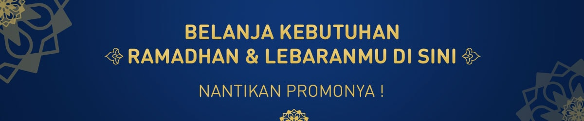 Nikmati Aneka Macam Promo Spesial di blanja.com