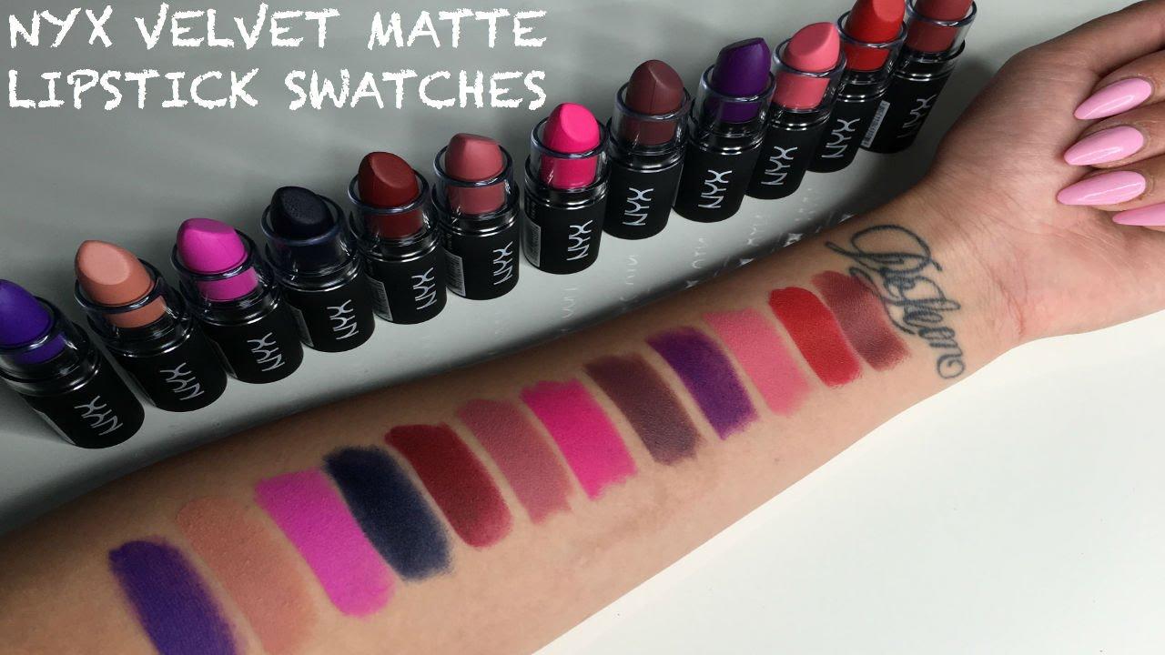 NYX Lipstick Matte Review, Dengan Kualitas Terbaik