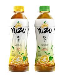 Minuman Segar Alami Yuzu