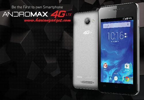 Harga Hp Andromax 4G dari Smartfren