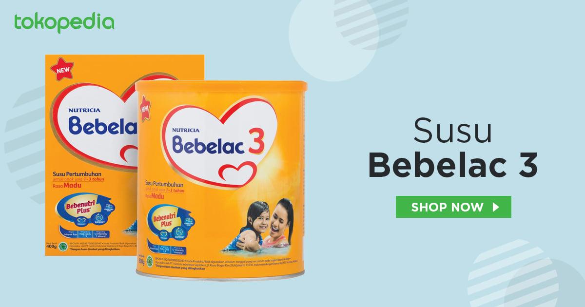 Lengkapnya Belanja Keperluan Bayi di Tokopedia dengan Harga Murah