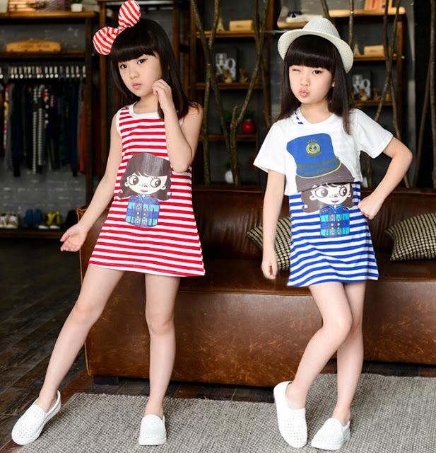 Tips Berpakaian Untuk Anak yang Nyaman Dipakai Sehari-hari