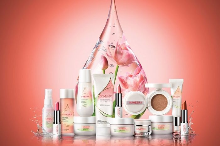 Rangkaian Kosmetik Nameera dari Unilever