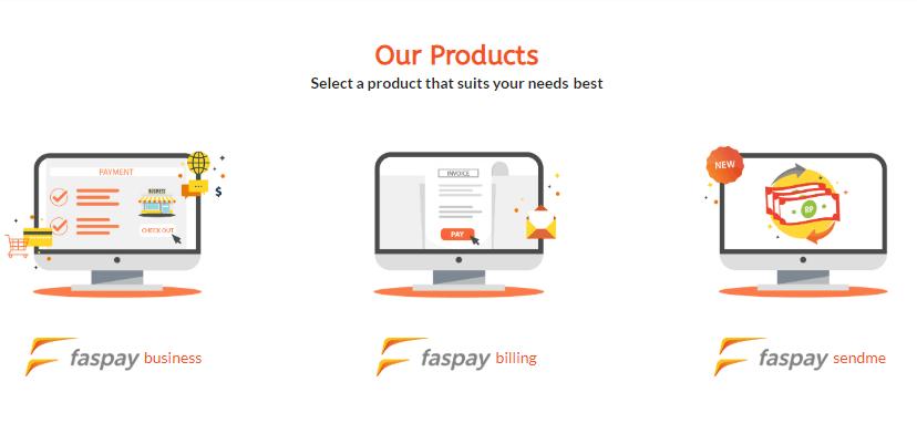 Layanan Faspay Sendme Disbursement System